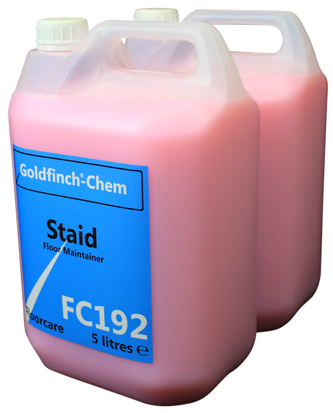 Goldfinch Staid Floor Maintainer 2 x 5 Litre