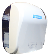 Dynaspense® No Touch Hand Towel Dispenser White/Clear