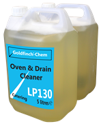 Oven and Drain Cleaner