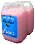 Goldfinch Pink Pearl Hand Soap 2x5 litre WM179