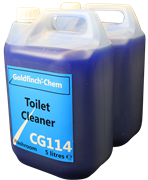 Toilet Cleaners and Maintainers